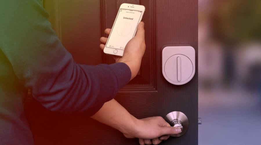 Smart Lock Installation Residential Locksmith in Denver