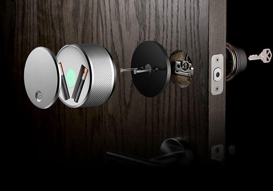 Door Lock change