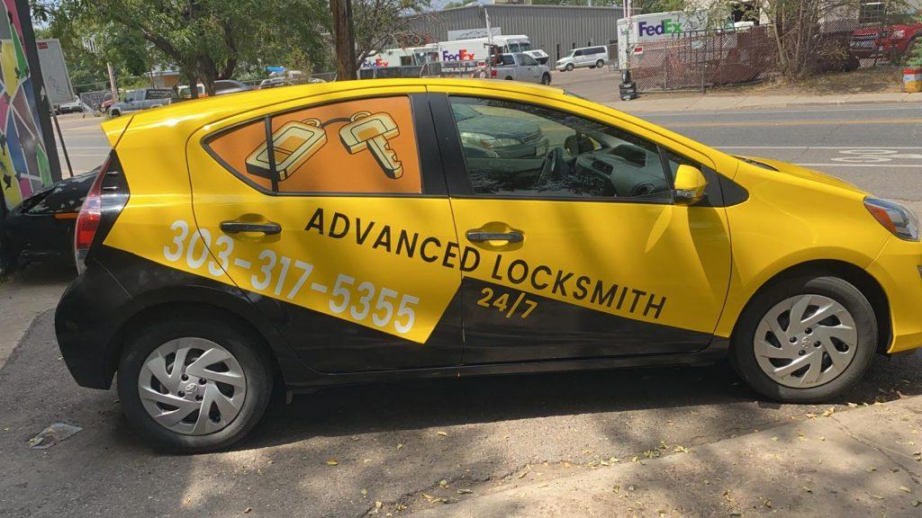 advanced mobile locksmith